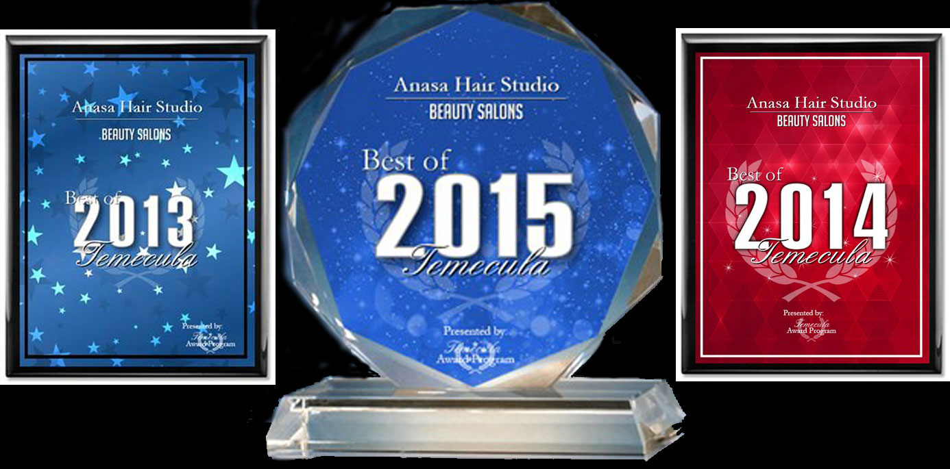 Voted Best Salon In Temecula